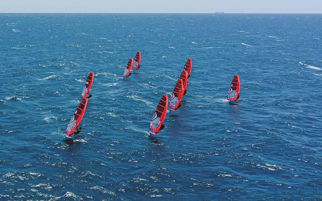 iQFOiL sees its first race in Israel